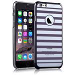 Чехол Vouni Parallel case для Apple iPhone 6 plus (черный, пластиковый)