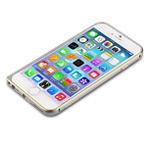 Чехол Devia Aluminum Bumper для Apple iPhone 6 plus (серебристый, алюминиевый)