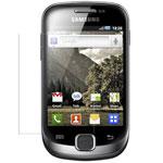 Защитная пленка Dustproof для Samsung Galaxy Fit S5670 (прозрачная)