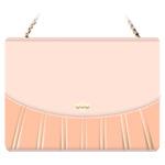 Чехол X-doria Delight Pleated case для Apple iPad mini 3 (розовый, кожаный)