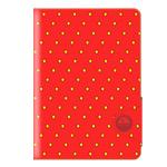 Чехол X-doria Dash Folio Fruit case для Apple iPad mini 3 (красный, кожаный)