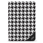 Чехол X-doria SmartStyle Slim case для Apple iPad Air 2 (Black Houndstooth, матерчатый)