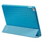 Чехол X-doria SmartJacket для Apple iPad Air 2 (синий, полиуретановый)
