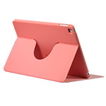 Чехол X-doria Dash Folio Spin case для Apple iPad Air 2 (розовый, кожаный)