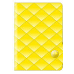 Чехол X-doria Dash Folio Fruit case для Apple iPad mini 3 (желтый, кожаный)
