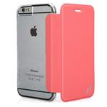Чехол X-doria Engage Folio case для Apple iPhone 6 plus (розовый, кожаный)