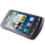 Чехол Nillkin Soft case для Samsung Wave 2 S8530 (фиолетовый)