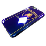 Чехол Yotrix CreativeCase для Apple iPhone 6 (Lamborghini, гелевый)