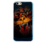 Чехол Yotrix CreativeCase для Apple iPhone 6 (Angry Tiger, гелевый)