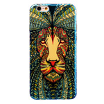 Чехол Yotrix CreativeCase для Apple iPhone 6 (Lion, гелевый)