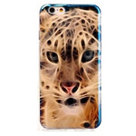 Чехол Yotrix CreativeCase для Apple iPhone 6 (Flame Cat, гелевый)