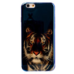Чехол Yotrix CreativeCase для Apple iPhone 6 (Tiger, гелевый)