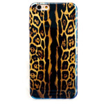 Чехол Yotrix CreativeCase для Apple iPhone 6 (Cheetah, гелевый)