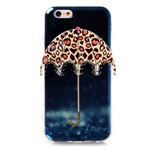 Чехол Yotrix CreativeCase для Apple iPhone 6 (Dark Umbrella, гелевый)