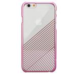 Чехол Seedoo Mag Plating case для Apple iPhone 6 (розовый, пластиковый)
