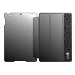 Чехол Seedoo Graffiti Folio Gear для Apple iPad mini 3 (черный, кожаный)