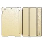 Чехол Seedoo Graffiti Folio Gear для Apple iPad mini 3 (золотистый, кожаный)