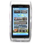 Чехол Nillkin Soft case для Nokia N8 (белый)