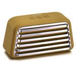 Портативная колонка Tree-Labs Toaster (коричневая, беcпроводная, стерео)