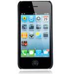 Чехол Nillkin Soft case для Apple iPhone 4 (черный)