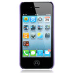 Чехол Nillkin Soft case для Apple iPhone 4 (фиолетовый)
