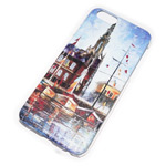 Чехол Yotrix Aquarelle для Apple iPhone 6 (Sailfishs, пластиковый)