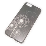 Чехол Yotrix Aquarelle для Apple iPhone 6 (Dandelions, пластиковый)