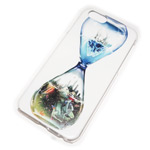 Чехол Yotrix Aquarelle для Apple iPhone 6 (Sandglass, пластиковый)