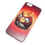 Чехол Yotrix Aquarelle для Apple iPhone 6 (Angrybird, пластиковый)