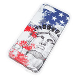 Чехол Yotrix Aquarelle для Apple iPhone 6 (Liberty, пластиковый)