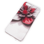 Чехол Yotrix Aquarelle для Apple iPhone 6 (Flower light, пластиковый)