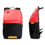 Рюкзак Remax Double Bag #307 (черный/розовый, 1 отделение, 15
