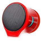 Портативная колонка Topsail Music Cup Speaker (красная, беcпроводная, моно)
