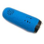 Портативная колонка Seashell Sport 2 (синяя, беспроводная, стерео, противоударная)