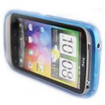Чехол Nillkin Soft case для HTC Desire S (голубой)