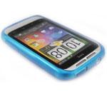 Чехол Nillkin Soft case для HTC Wildfire S (голубой)