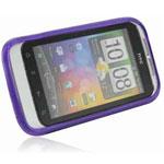Чехол Nillkin Soft case для HTC Wildfire S (фиолетовый)