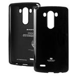 Чехол Mercury Goospery Jelly Case для LG G3 Beat D724 (G3 mini) (черный, гелевый)