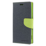 Чехол Mercury Goospery Fancy Diary Case для Sony Xperia Z3 L55t (синий, кожаный)