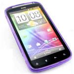 Чехол Nillkin Soft case для HTC Sensation (фиолетовый)
