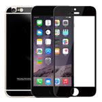 Защитная пленка Yotrix Glass NanoSlim для Apple iPhone 6 (стеклянная, черная)