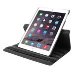 Чехол Yotrix FlipCase Rotation для Apple iPad Air 2 (черный, кожаный)