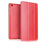Чехол Yotrix SmartCase для Apple iPad Air 2 (красный, кожаный)