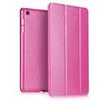 Чехол Yotrix SmartCase для Apple iPad Air 2 (малиновый, кожаный)