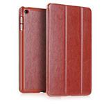 Чехол Yotrix SmartCase для Apple iPad Air 2 (коричневый, кожаный)