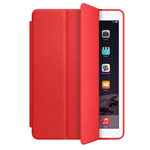 Чехол Yotrix SmarterCase для Apple iPad Air 2 (красный, кожаный)