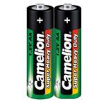 Комплект батареек Camelion (размер АА, 2 шт., 1.5V, солевые)
