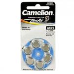 Комплект батареек Camelion (размер A675, 1.4V, 6 шт., Zinc Air)