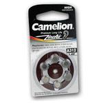 Комплект батареек Camelion (размер A312, 1.4V, 6 шт., Zinc Air)