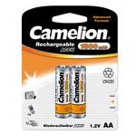 Комплект аккумуляторов Camelion (размер AА, 1800 mAh, 2 шт., 1.5V, Ni-MH)